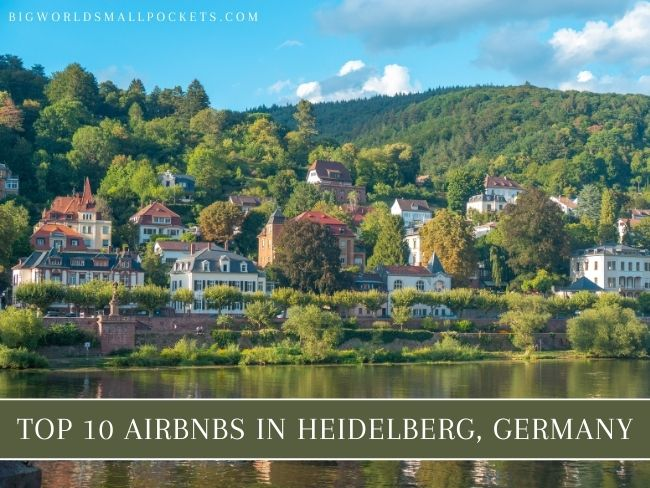 Top 10 Airbnbs in Heidelberg, Germany