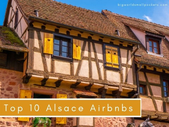 Top 10 Alsace Airbnbs in France