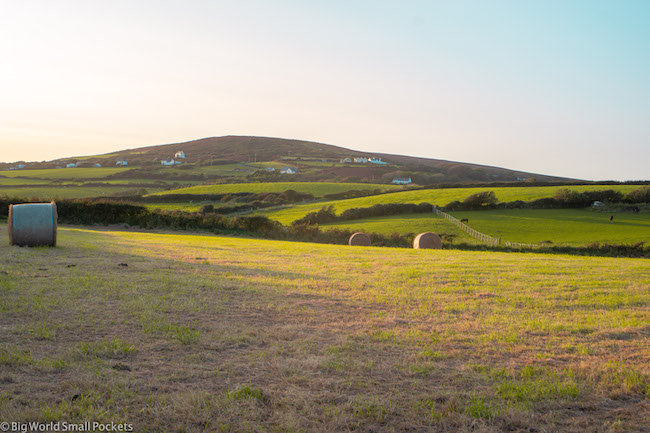 Wales, Gower, Countryside Landscape