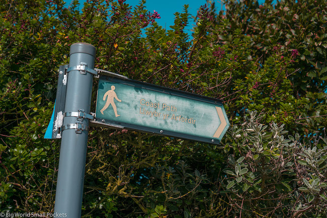 Wales, Gower, Signs