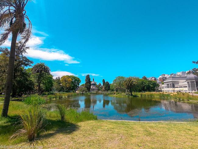 Argentina, Buenos Aires, Botanic Garden