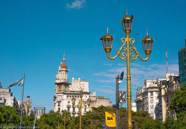 Argentina, Buenos Aires, Centro