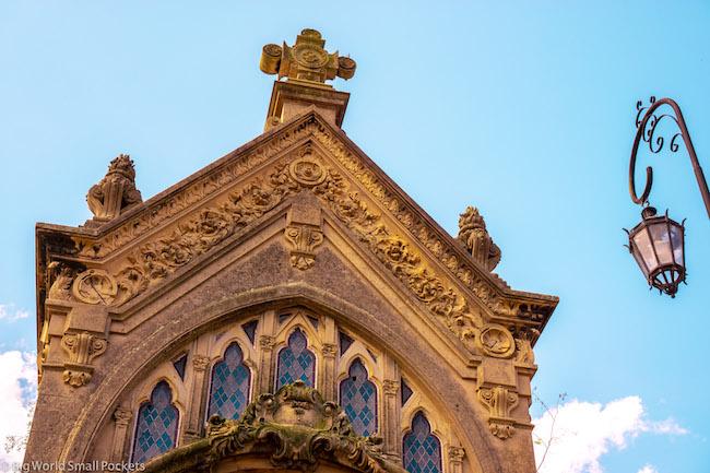 Argentina, Buenos Aires, Religious Building