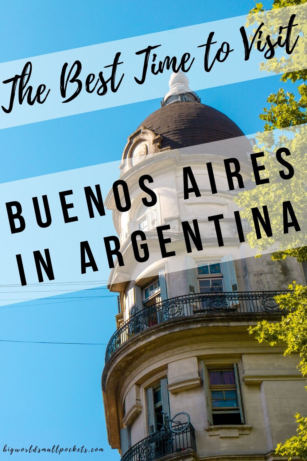 Best Time to Visit Buenos Aires, Argentina
