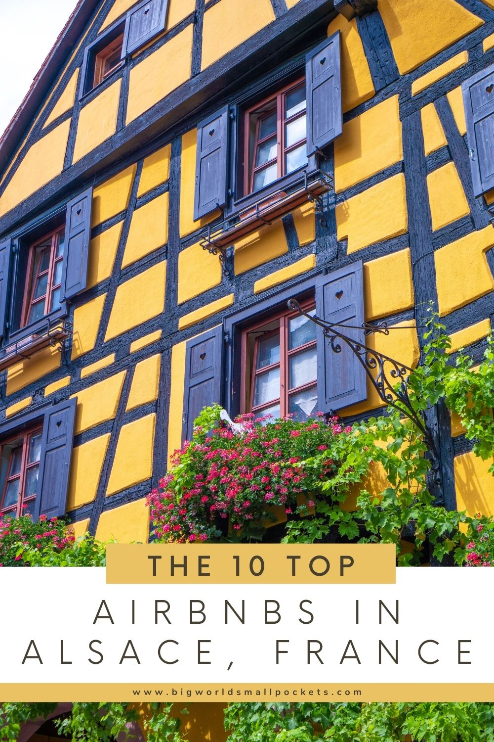 The 10 Best Airbnbs in Alsace, France