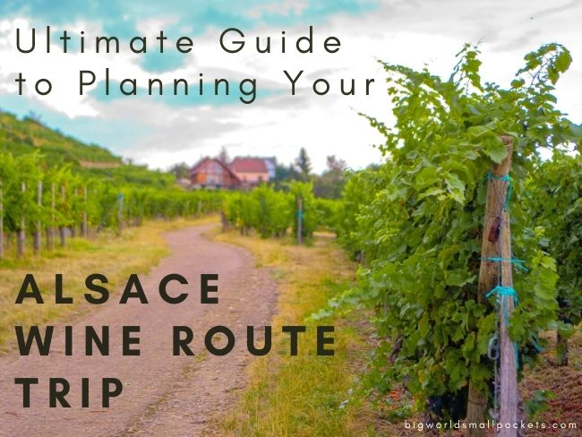 Ultimate Guide to Planning Your Alsace Wine Route Trip