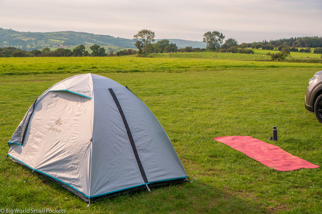 Brecon Beacons, National Park, Camping