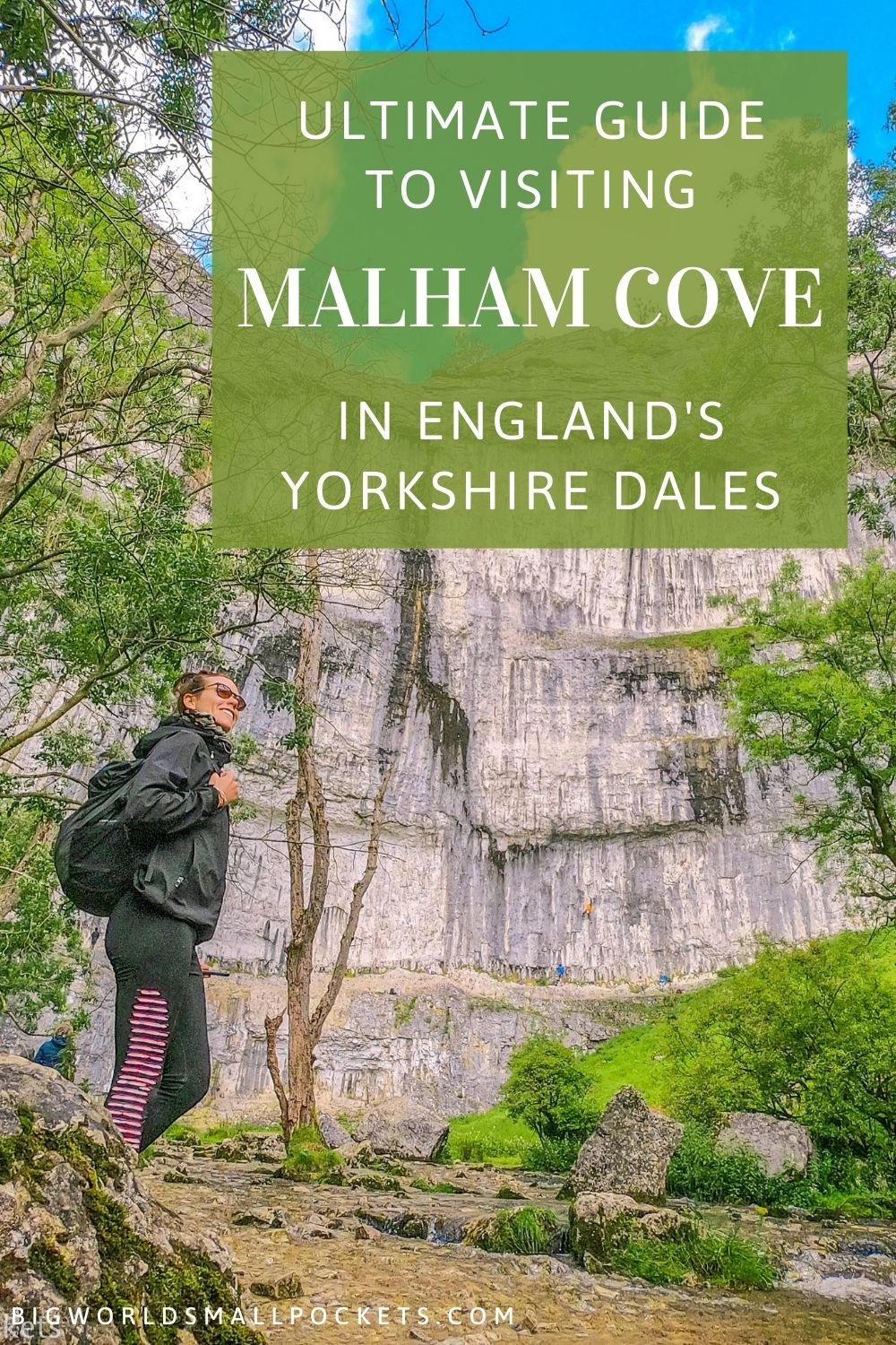 Complete Guide to Visiting Malham Cove in Yorkshire, England