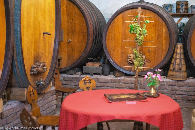 France, Alsace, Wine Tasting Scene