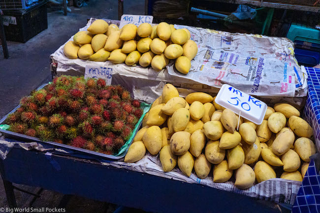 Thailand, Chiang Mai, Food