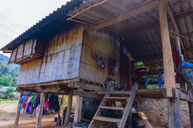 Thailand, Chiang Rai, House