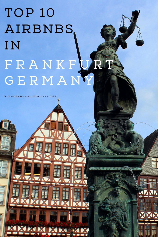 The 10 Best Airbnbs in Frankfurt, Germany