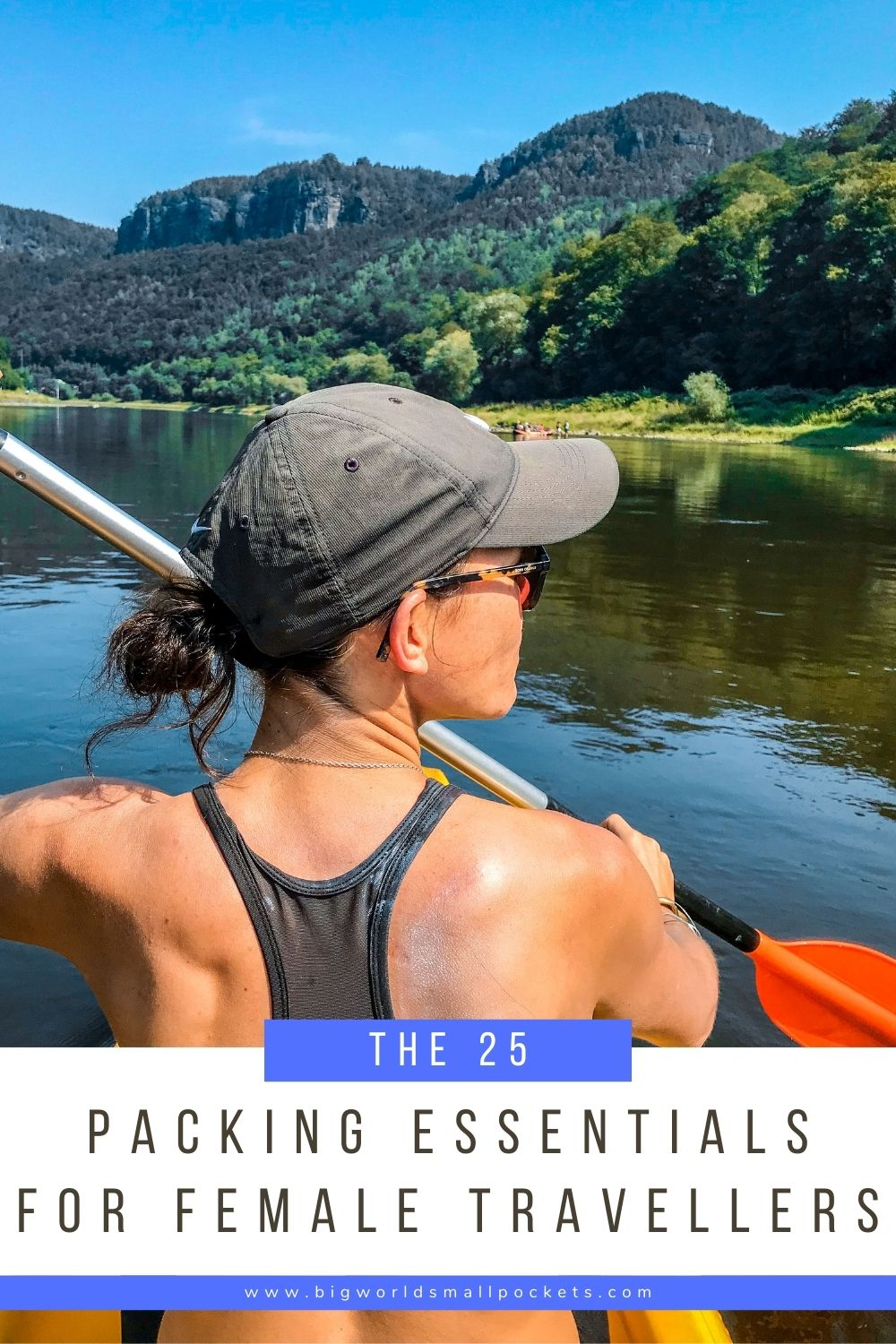 The 25 Travel Packing Essentials for Women