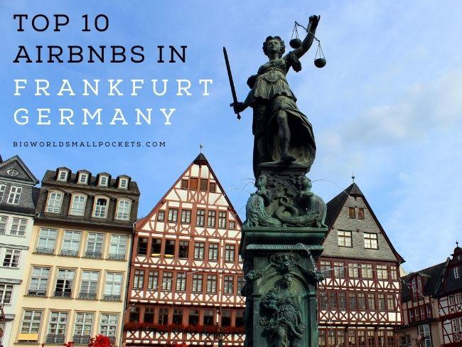 Top 10 Frankfurt Airbnbs