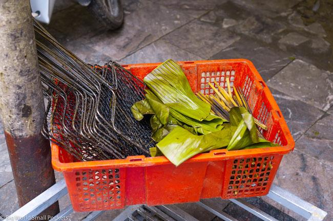 Vietnam, Hanoi, Street Snacks