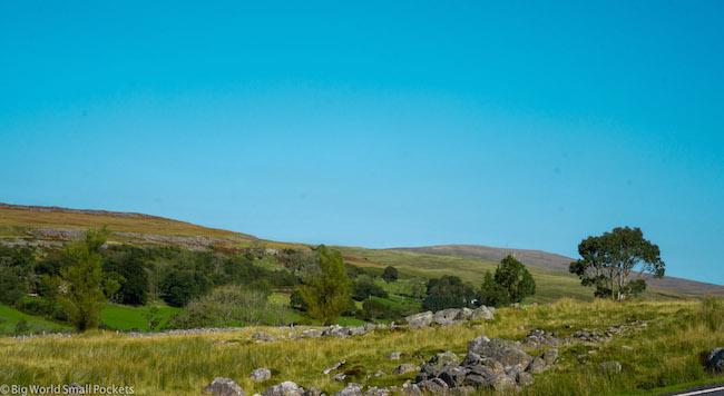 Wales, Brecon Beacons, Hills