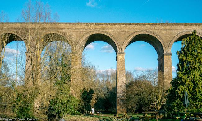 England, Essex, Chappel Viaduct