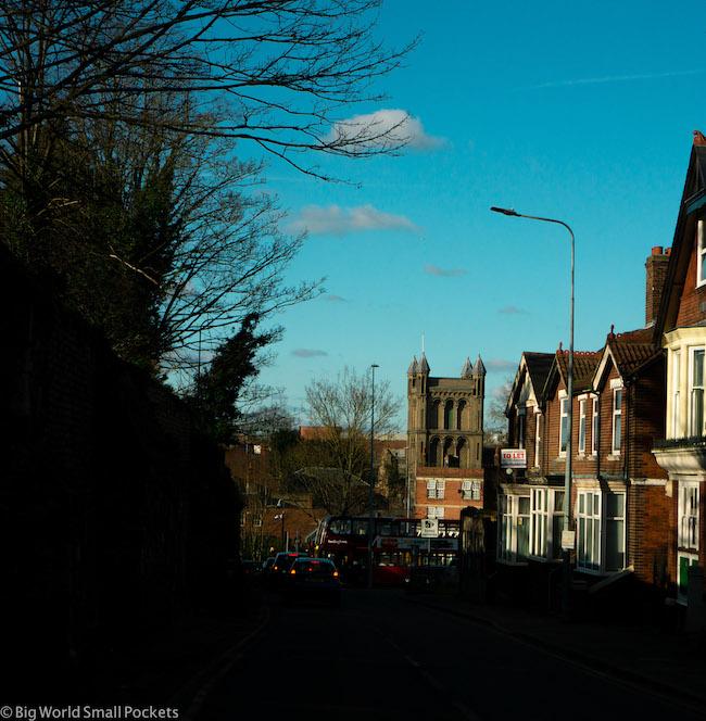 England, Essex, Colchester