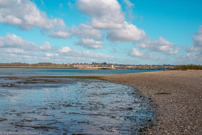 England, Essex, East Mersea Island