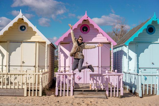 England, Essex, Me Mersea Island