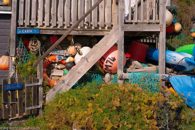 England, Isle of Wight, Fishing Gear
