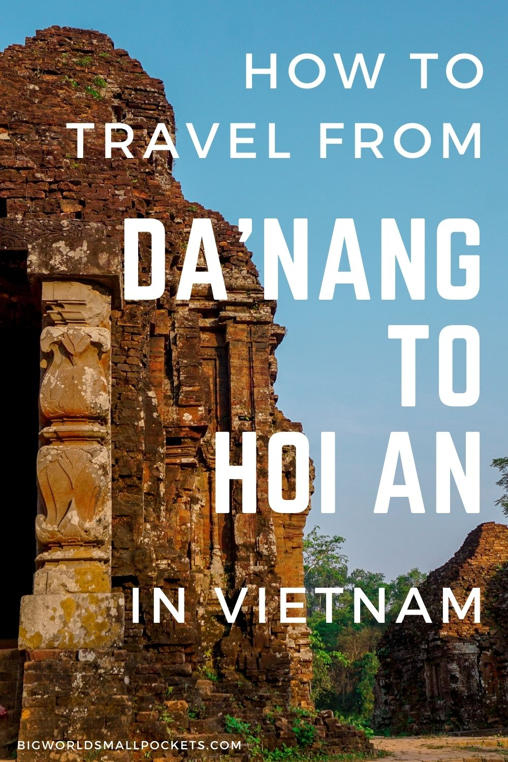How to Travel Between Da'Nang and Hoi An in Vietnam