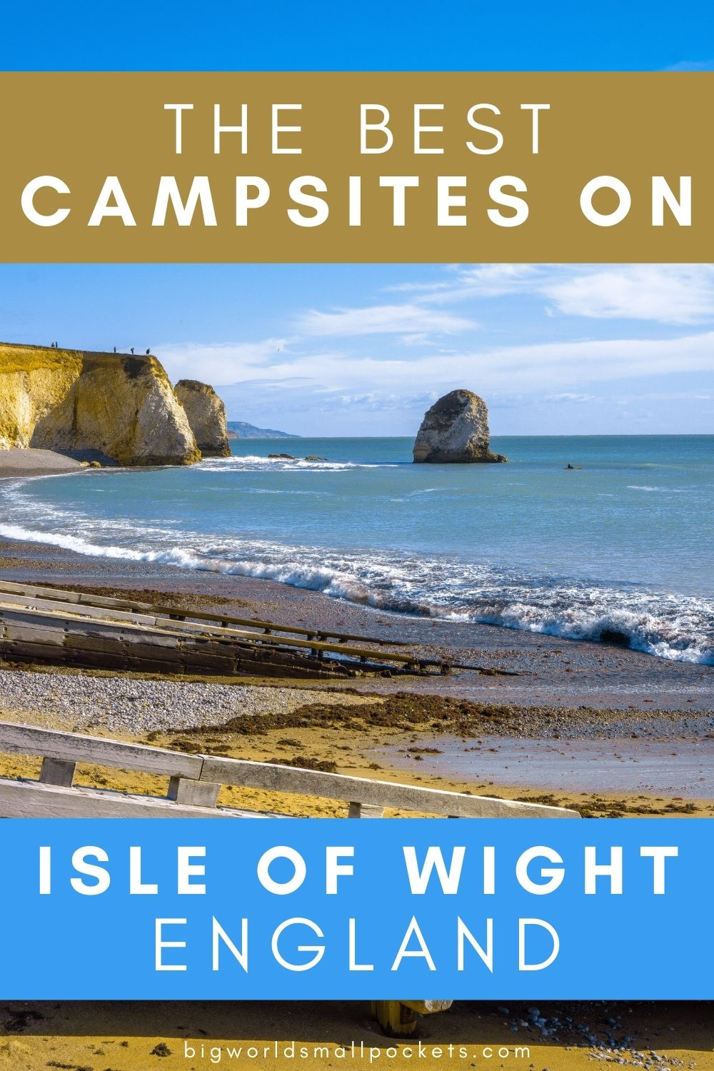 The Best Campsites on the Isle of Wight, England