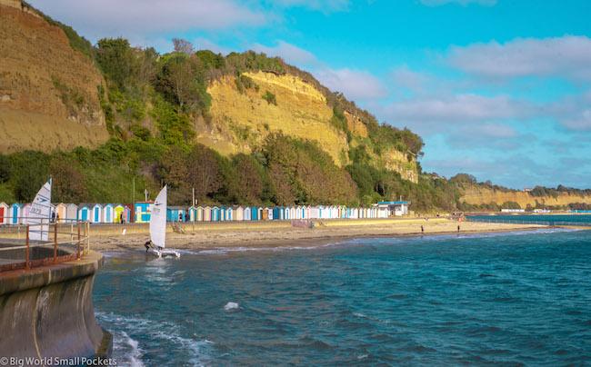 UK, Isle of Wight, Bembridge