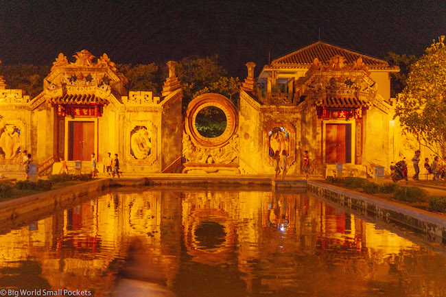 Vietnam, Hoi An, Architecture