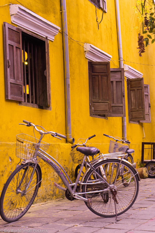 Vietnam, Hoi An, Bike