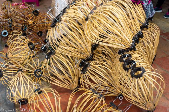 Vietnam, Hoi An, Lantern Making