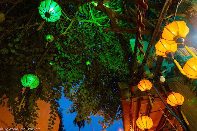 Vietnam, Hoi An, Old Town Lanterns