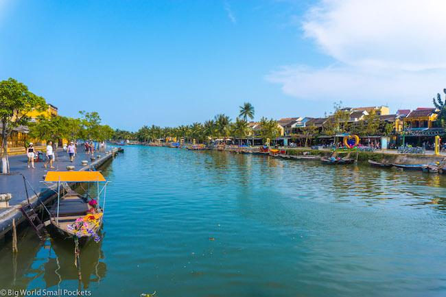 Vietnam, Hoi An, River