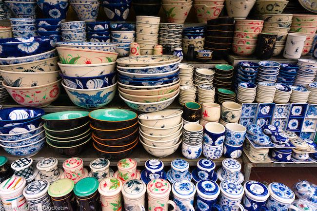 Vietnam, Hoi An, Shopping