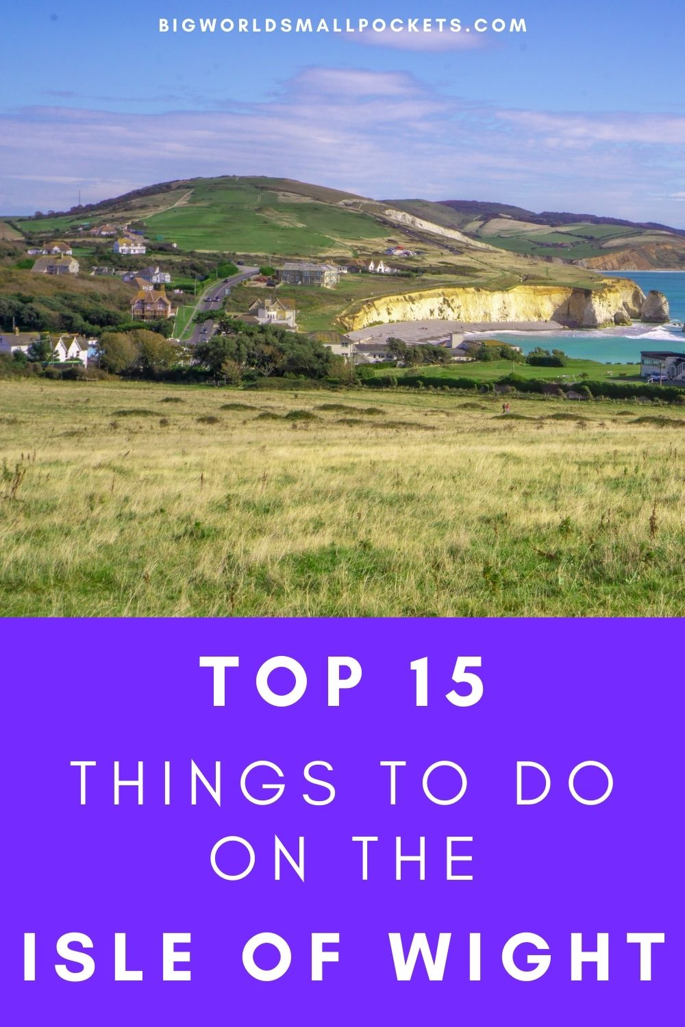 15 Best Things To Do on the Isle of Wight, England