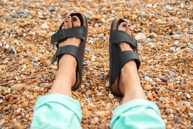 England, Hastings, Pelham Beach