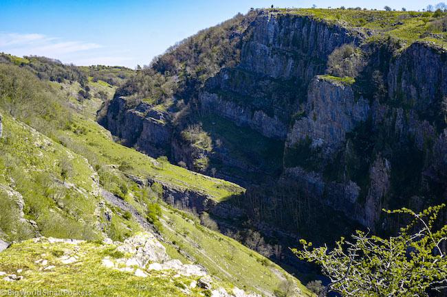 England, Somerset, Cheddar Gorge