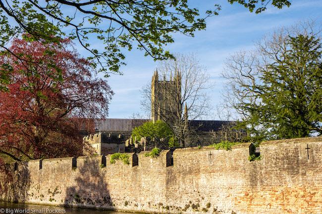 England, Somerset, Wells
