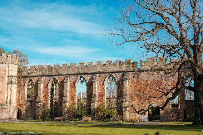 England, Wells, Bishops Palace