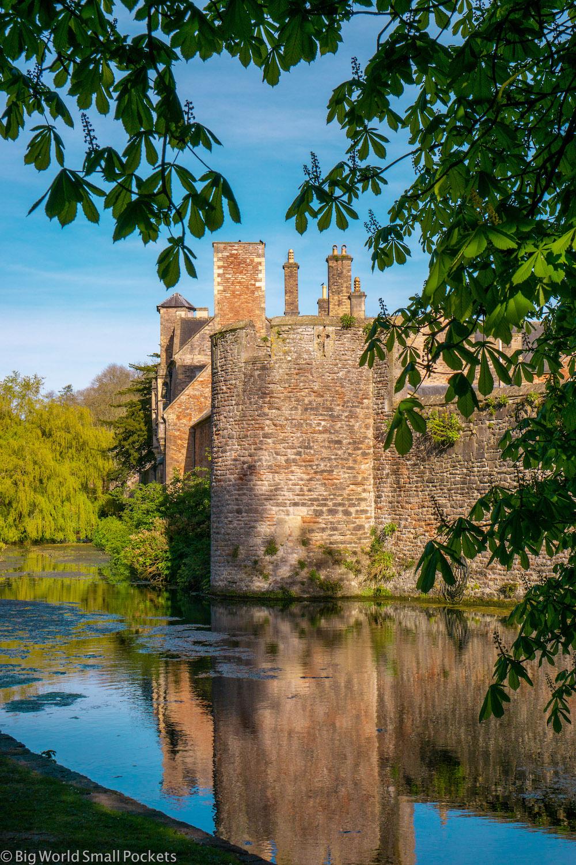 Somerset, Wells, Bishops Palace