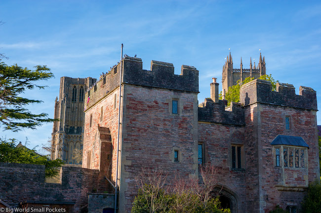 Somerset, Wells, Historic City