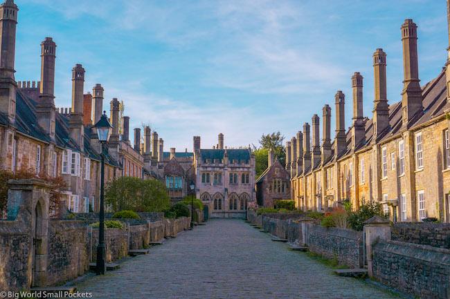 Somerset, Wells, Vicar's Close