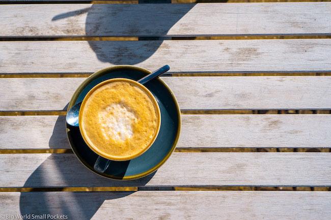 UK, Isle of Wight, Coffee