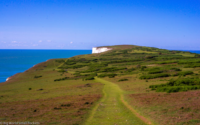 UK, Isle of Wight, Island Walk