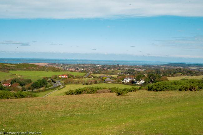 UK, Isle of Wight, Scenic Drive