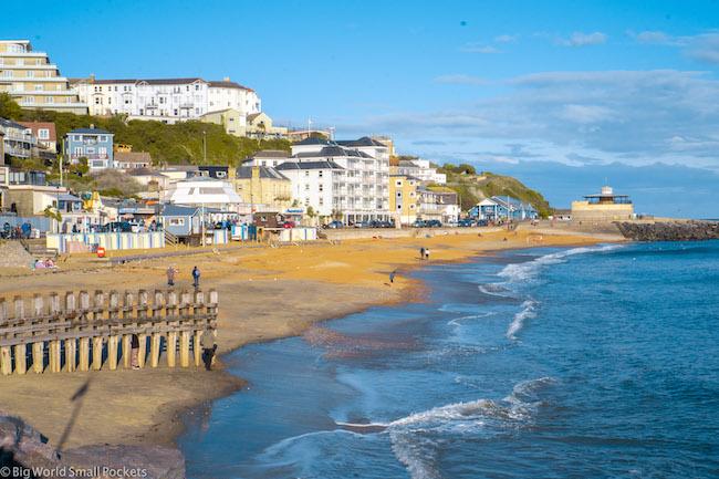 UK, Isle of Wight, Ventnor