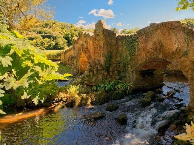 England, Somerset, Dunster Castle