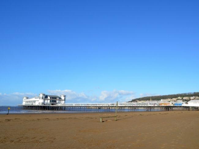 England, Somerset, Weston-Super-Mare