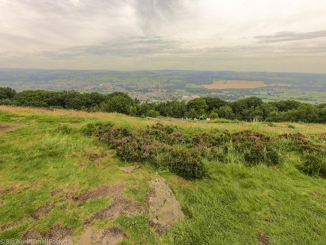 England, Yorkshire, Otley Chevin