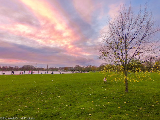 England, Yorkshire, Roundhay Park